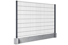 Panel ogrodzeniowy 2D ocynkowany i malowany proszkowo