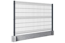 Panel ogrodzeniowy 3D ocynkowany