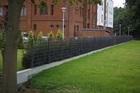 Panel ogrodzeniowy 2D ocynkowany i malowany proszkowo (6)