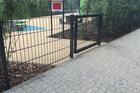 Panel ogrodzeniowy 2D ocynkowany i malowany proszkowo (3)