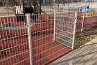 Panel ogrodzeniowy 2D ocynkowany i malowany proszkowo (10)