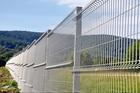 Panel ogrodzeniowy 3D ocynkowany (3)