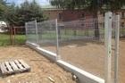 Panel ogrodzeniowy 3D ocynkowany (10)
