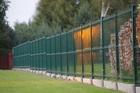 Panel ogrodzeniowy 3D -  ocynkowany i malowany proszkowo (1)
