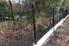 Panel ogrodzeniowy 3D -  ocynkowany i malowany proszkowo (11)