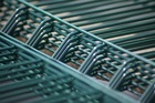 Panel ogrodzeniowy 3D -  ocynkowany i malowany proszkowo (5)